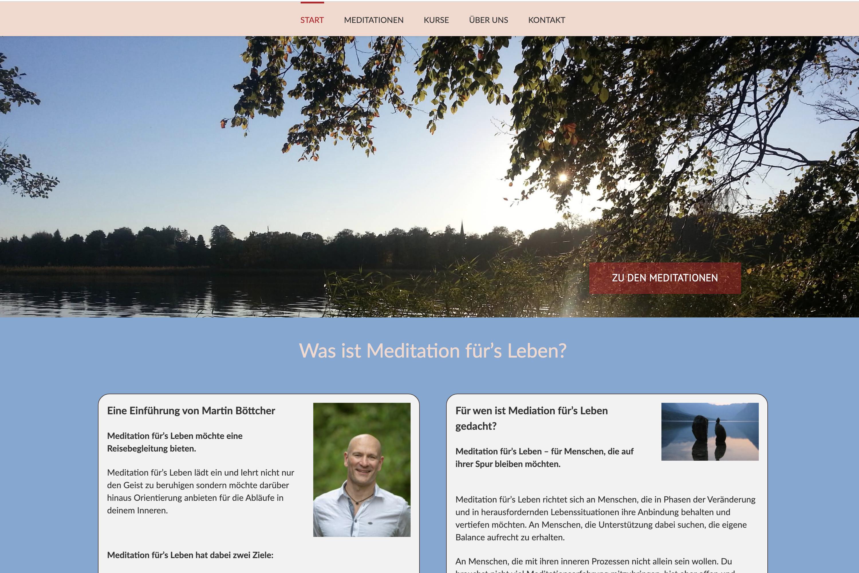 Meditation fürs Leben