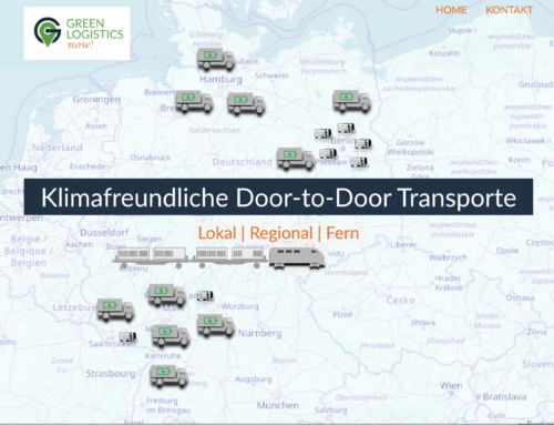 Green Logistics – now!