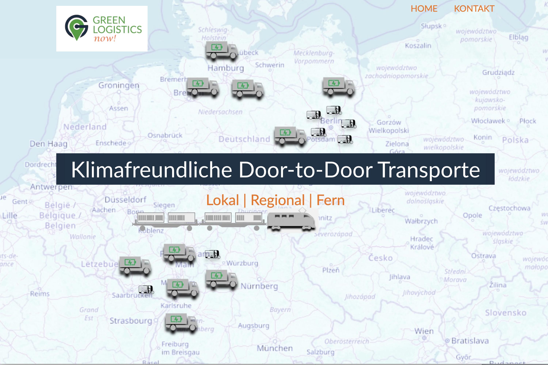 Green Logistics now!