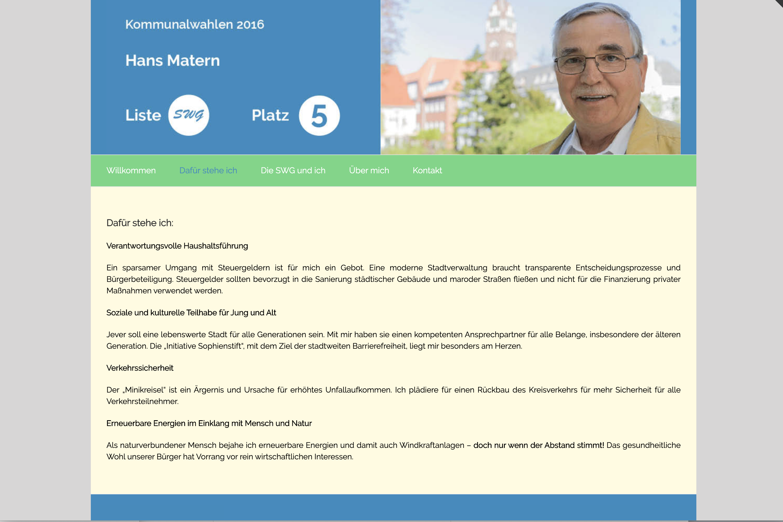 Hans Matern